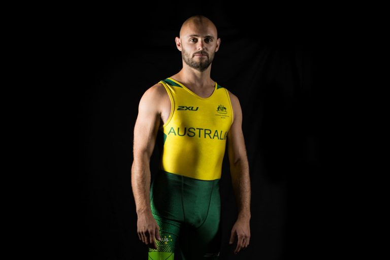 Scott Reardon - World Paralympic Champion