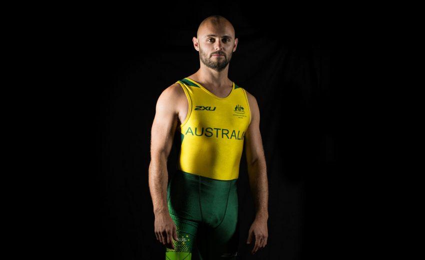 Scott Reardon - World Paralympic Champion